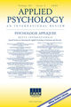 Applied Psychology (APPS) cover image