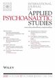 International Journal of Applied Psychoanalytic Studies (APS2) cover image
