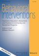Behavioral Interventions (BIN) cover image