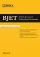 British Journal of Educational Technology (BJET) cover image