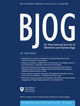 BJOG: An International Journal of Obstetrics & Gynaecology (BJO) cover image