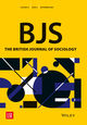 The British Journal of Sociology (BJOS) cover image