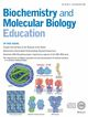 Biochemistry and Molecular Biology Education (BMB) cover image