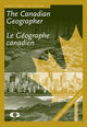 The Canadian Geographer / Le Géographe canadien (CAG2) cover image