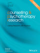Counselling and Psychotherapy Research (CAPR) cover image