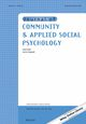 Journal of Community & Applied Social Psychology (CASP) cover image