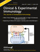 Clinical & Experimental Immunology (CEI) cover image