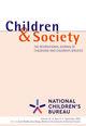 Children & Society (CHSO) cover image