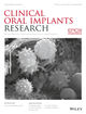 Clinical Oral Implants Research (CLR) cover image