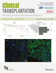 Clinical Transplantation (CTR2) cover image