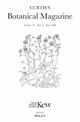 Curtis's Botanical Magazine (CURT) cover image