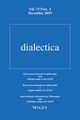 Dialectica (DLTC) cover image
