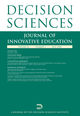 Decision Sciences Journal of Innovative Education (DSJ3) cover image