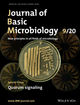 Journal of Basic Microbiology (E248) cover image