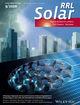 Solar RRL (E772) cover image