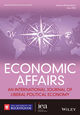 Economic Affairs (ECAF) cover image