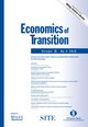 Economics of Transition (ECOT) cover image
