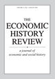 The Economic History Review (EHR) cover image