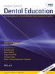 European Journal of Dental Education (EJE) cover image