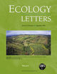 Ecology Letters (ELE2) cover image