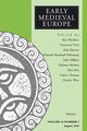 Early Medieval Europe (EMED) cover image