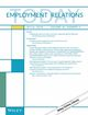 Employment Relations Today (ERT) cover image