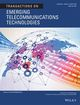 Transactions on Emerging Telecommunications Technologies (ETT2) cover image