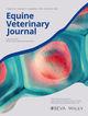 Equine Veterinary Journal (EVJ) cover image