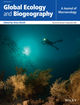Global Ecology and Biogeography (GEB) cover image