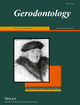 Gerodontology (GER) cover image