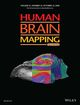 Human Brain Mapping (HBM) cover image
