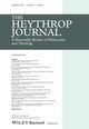 The Heythrop Journal (HEYJ) cover image