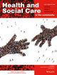 Health & Social Care in the Community (HSC) cover image