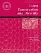 Insect Conservation and Diversity (ICAD) cover image