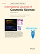 International Journal of Cosmetic Science (ICS) cover image