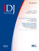 International Dental Journal (IDJ) cover image