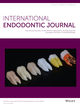 International Endodontic Journal (IEJ) cover image