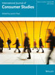 International Journal of Consumer Studies (IJCS) cover image