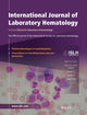 International Journal of Laboratory Hematology (IJLH) cover image