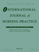 International Journal of Nursing Practice (IJN2) cover image