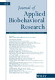 Journal of Applied Biobehavioral Research (JAB3) cover image