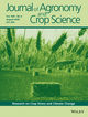 Journal of Agronomy and Crop Science (JAC) cover image