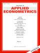 Journal of Applied Econometrics (JAE) cover image