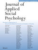 Journal of Applied Social Psychology (JASP) cover image