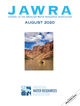 JAWRA Journal of the American Water Resources Association (JAW3) cover image
