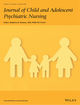 Journal of Child and Adolescent Psychiatric Nursing (JCA5) cover image