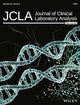 Journal of Clinical Laboratory Analysis (JCL3) cover image