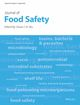 Journal of Food Safety (JFS2) cover image