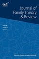 Journal of Family Theory & Review (JFTR) cover image
