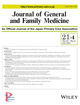 Journal of General and Family Medicine (JGF2) cover image